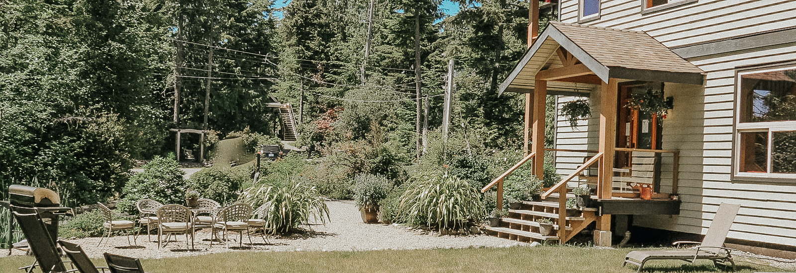 Cobble Wood & Bird Sanctuary Guesthouses Interior