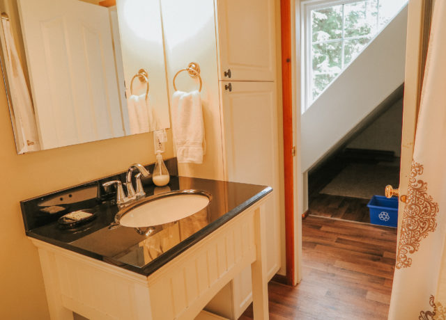 Cobble Wood & Bird Sanctuary Guesthouses | Tofino Vacation | Golden Dawn